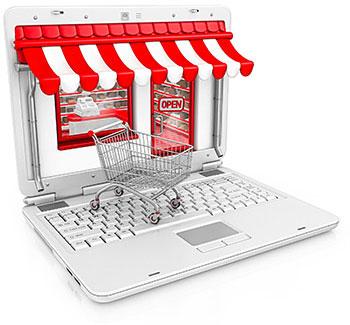 Изработка на онлайн магазин с респонсив дизайн от екипа на GS-WebCreator