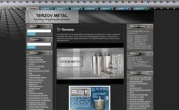 Изработка на сайт за пастьоризатори-GS-WebCreator