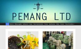 Изработка на сайт за хранителни стоки и извършване на специализирани военни доставки