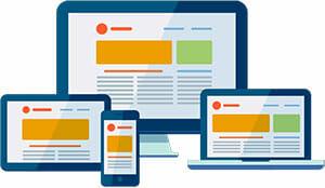 Изработка на сайт с респонсив дизайн-GS-WebCreator