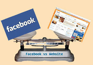 Изработка на facebook страница и изработка на сайт