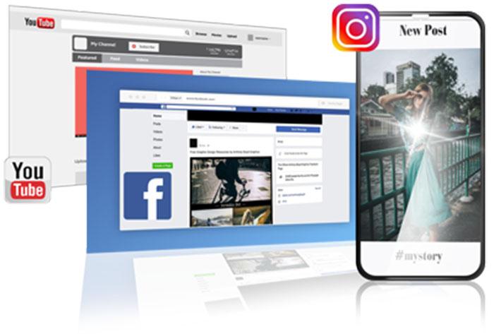 Освен сайт и онлайн магазин, използвайте и други платформи, за да представите Вашия бизнес и предлаганите продукти и услуги