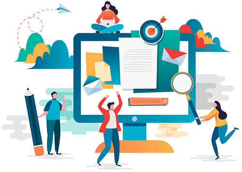 Поддръжка на сайт и онлайн магазин от екипа на GS-WebCreator