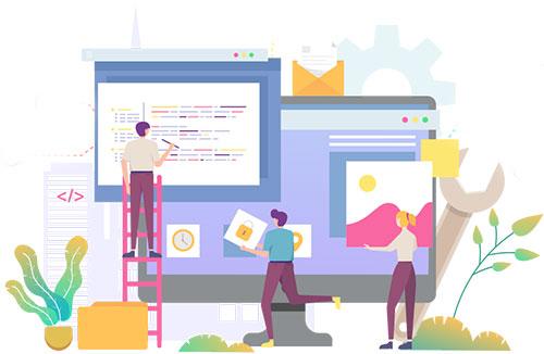 Поддръжка на сайт и онлайн магазин от екипа от програмисти и уеб дизайнери на GS-WebCreator